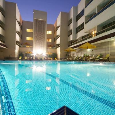 Welcome Hotel Apartment -2 - Dubai - Pool