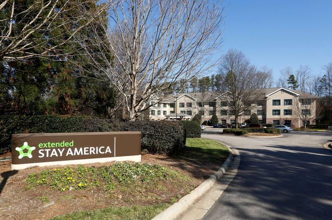 Extended Stay America - Raleigh - North Raleigh - Raleigh - Building