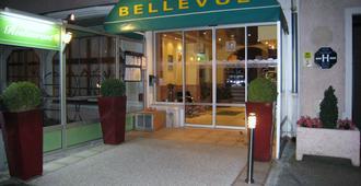 貝爾維尤酒店 - 昂息 - 建築