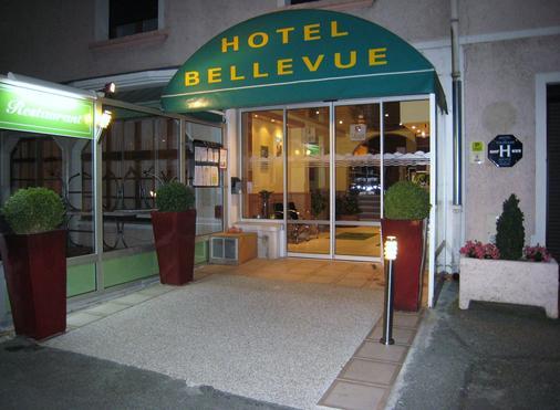 貝爾維尤酒店 - 安錫 - 建築