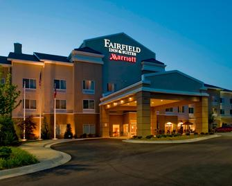 Fairfield Inn & Suites Columbus - Columbus - Gebouw