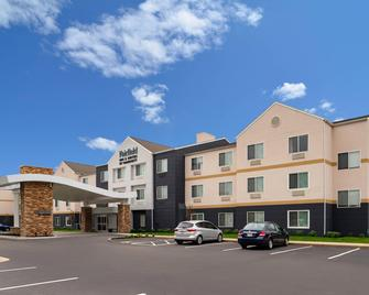 Fairfield Inn & Suites by Marriott Beloit - Beloit - Building