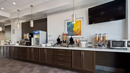 Best Western Plus Roland Inn & Suites - San Antonio - Bufé