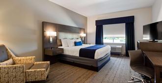 Best Western Plus Roland Inn & Suites - סן אנטוניו - חדר שינה