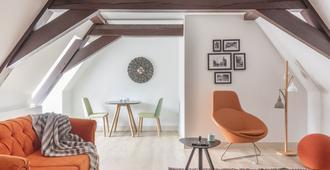 The Wittenberg - Ámsterdam - Sala de estar