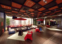 Livemax Resort Akimiyajima - Hatsukaichi - Oleskelutila