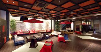 Livemax Resort Akimiyajima - Hatsukaichi - Area lounge