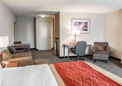 Comfort Inn Indianapolis South I-65 - Indianapolis - Phòng ngủ