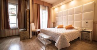 Hotel Jane - פירנצה - חדר שינה