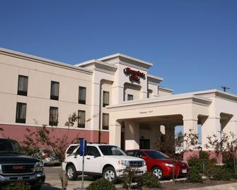 Hampton Inn Greenwood - Greenwood - Building