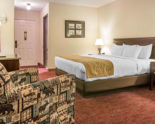 Comfort Inn Lakeside - Mackinaw City - Bedroom
