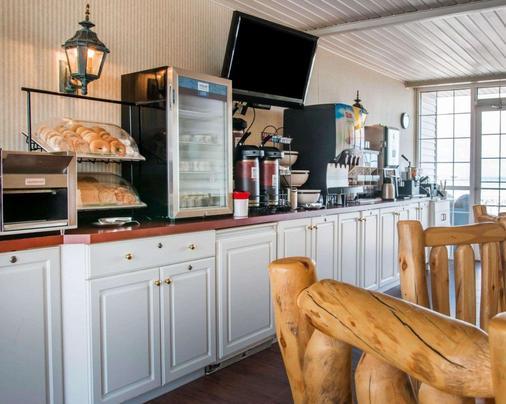 Comfort Inn Lakeside - Mackinaw City - Buffet