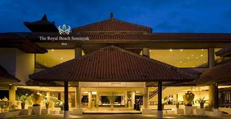 The Royal Beach Seminyak Bali - MGallery Collection - Kuta - Bygning