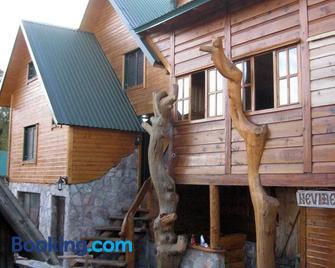 Guesthouse Planinarski dom Neviden'o - Žabljak - Gebouw
