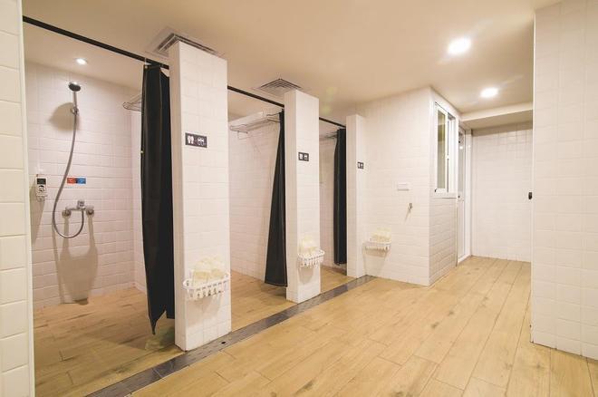 Ahiruyah Guest House In Kaohsiung - Kaohsiung - Bathroom
