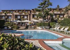 Relais Santa Chiara Hotel - San Gimignano - Piscina