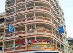 First Hotel - Battambang - Byggnad
