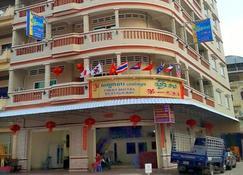 First Hotel - Battambang - Byggnad