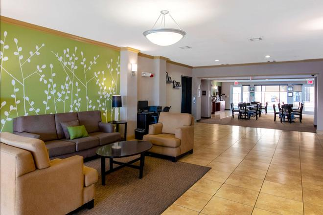 Sleep Inn & Suites - Killeen - Lobby