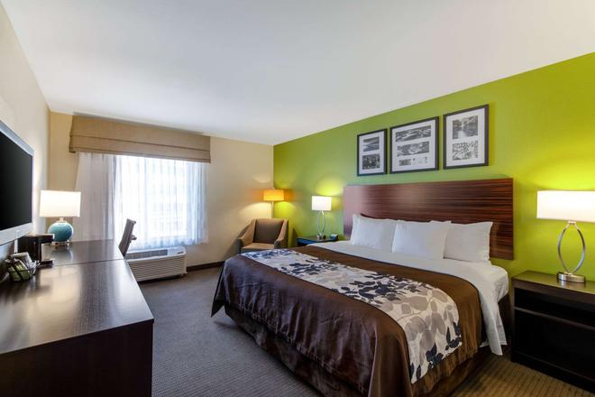 斯利普套房酒店 - 基林 - 基林 - 臥室