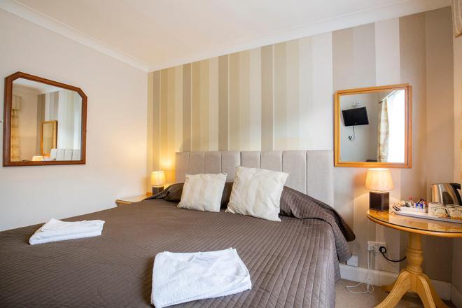 阿爾丁旅館 - 愛丁堡 - 愛丁堡 - 臥室