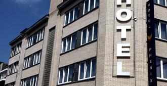 Hotel Phenix - Bryssel - Rakennus