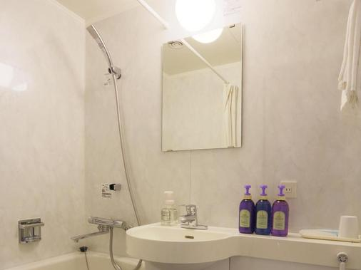 Ginza Capital Hotel Akane - Tokyo - Bathroom