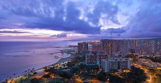 Trump International Hotel Waikiki - הונולולו - נוף חיצוני