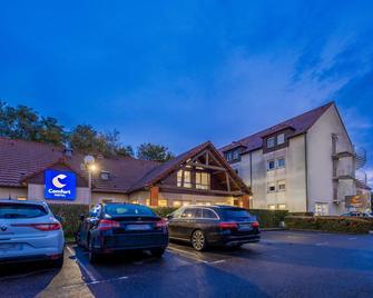 Comfort Hotel Lille Lomme - Lomme - Будівля