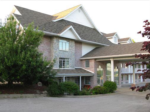 Branson Vacation Inn & Suites - Branson - Bâtiment