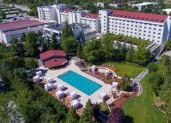 Bilkent Hotel & Conference Center Ankara - อังการา - สระว่ายน้ำ