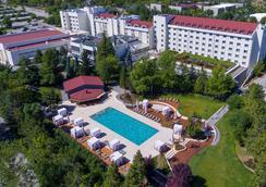 Bilkent Hotel and Conference Center - Άγκυρα (Ankyra) - Πισίνα