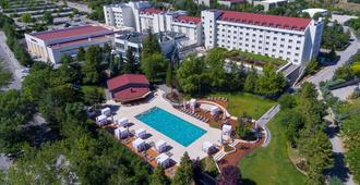 Bilkent Hotel & Conference Center Ankara - Angora - Piscina
