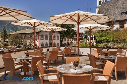 Hotel Maximilian - Oberammergau - Μπαλκόνι