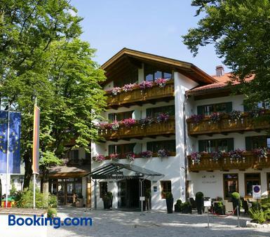 Hotel Maximilian - Oberammergau - Κτίριο