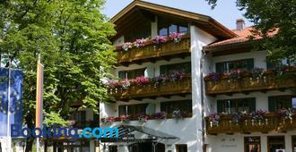 Hotel Maximilian - Oberammergau - Edificio
