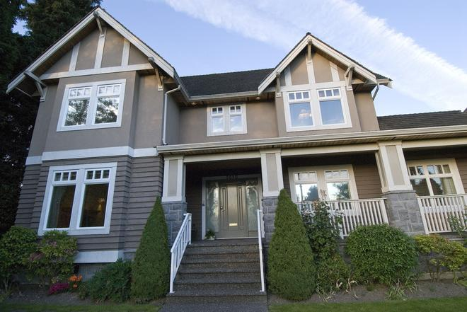 格蘭威爾之家民宿 - 溫哥華 - 溫哥華 - 建築