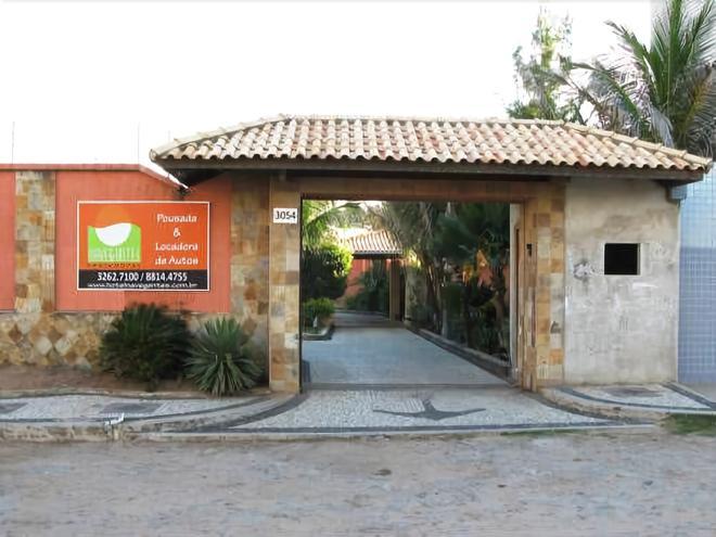Navegantes Praia Hotel - Fortaleza - Vista externa