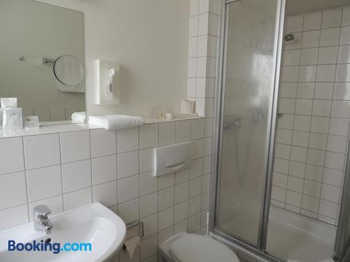 CVJM Düsseldorf Hotel & Tagung - Düsseldorf - Bathroom
