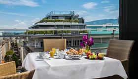 Hotel Royal - Ginevra - Camera da letto
