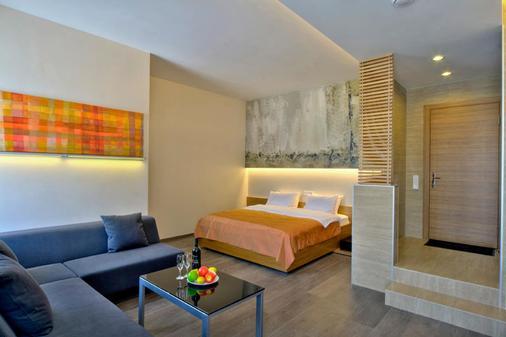 Kievinn - Kyiv - Bedroom