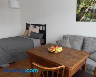 Free Apartment - Schönblick - Bad Urach - Bedroom