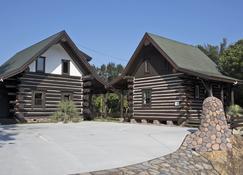 Log House At Shima - Shima - Edificio