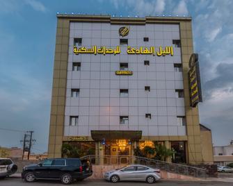 Quite Night Hotel Apartments - Khamis Mushait - Building