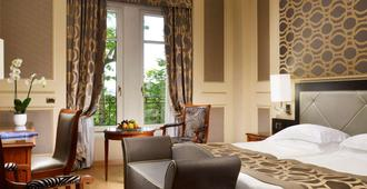 Grand Visconti Palace - מילאנו - חדר שינה