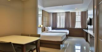 Valero Grand Suites By Swiss-Belhotel Makati - Makati - Habitación