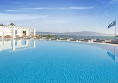 Isis Charm Beach Hotel - Bodrum - Bể bơi