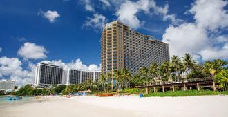 Dusit Beach Resort Guam - טאמונינג - בניין