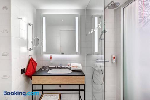 Intercityhotel Duisburg - Duisburg - Phòng tắm