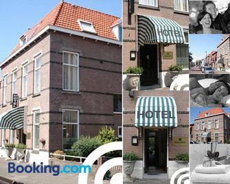 Hotel Kuiperduin - Hoek van Holland - Building